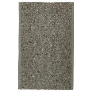 Spa Woven Floor Cloth, Grey, 50x75 cm