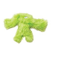 Salsa dog toy in Lime Green color option