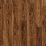 """COREtec - COREtec Plus 7"""" Plank Midway Oak VV024-00716 WPC Vinyl Flooring Sample - The Coretec Midway Oak VV024-00716 vinyl is a must see! This priceless Brown design has premium quality that will transform your home into a retreat from the modern world. This floor contains natural tone variations, wood grains, and knots to create an elegant and authentic wood appearance. This durable vinyl flooring can be used in any commercial or residential space. Installation is DIY friendly, with planks simply clicking together to create a smooth and fluid look. This impeccable surface is scratch, moisture and stain resistant so kids, pets and water are no match for this floor! This design will have finesse for years to come."""