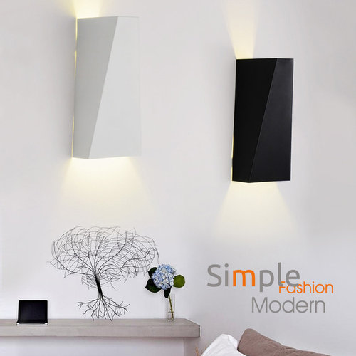 Contemporary Black Wall Sconces : Wall Sconces/Wall Lights