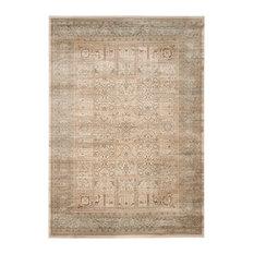 Safavieh Helene Vintage Inspired Rug, Ivory and Light Blue, 9'x12'