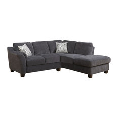 Clayton II Sectional 2-Piece LSF Love RSF Chaise