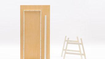 1820×910 合板のリビングテーブル