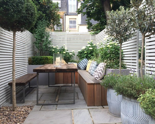 small patio design ideas remodels photos houzz - Small Patio Design Ideas