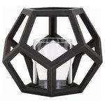 IMAX Worldwide Home - Ubon Wood Lantern, Small - *Please Note*