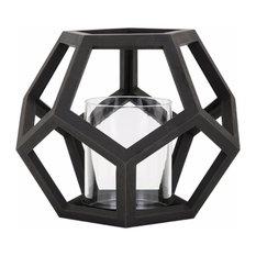 Ubon Wood Lantern, Small