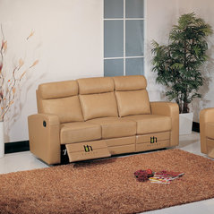 Medium image of leather sofas by beverly hills furniture