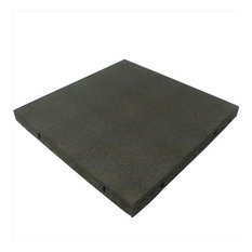 Rubber-Cal Eco-Safety Playground Surfacing and Interlocking Flooring 1 Tile