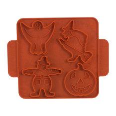 Nordic Ware Seasonal Thanksgiving Cookie Cut Plaque
