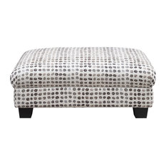 Emerald Home   Emerald Home Carter Accent Cocktail Ottoman   Footstools And  Ottomans