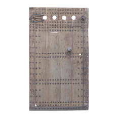 DE-COR | Globally Inspired - Consigned Antique Striking Moroccan Door - Interior Doors  sc 1 st  Houzz & 50 Most Popular Southwestern Interior and Closet Doors for 2018 | Houzz