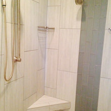 Vertical Tile Shower Designs