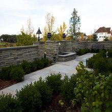 Walls and Boulders
