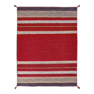 Momeni Tangier Tan 6 Rug Multi Contemporary Area Rugs