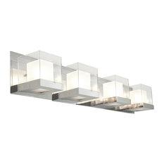 Dvi Lighting DVP3944CH-OP Four Light Vanity