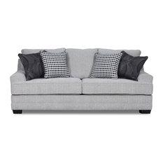 Simmons Upholstery Drillon Driftwood Sofa