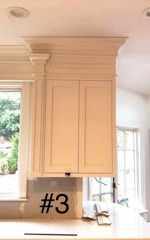 Fixing Sloped Ceiling Crown Molding