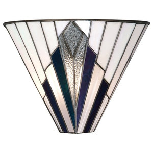 Astoria Art Deco 40 W Wall Sconce