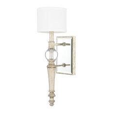 Capital Lighting 611711-654 Carlyle 1 Light Bathroom Sconce