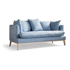 skandinavische sofas couches houzz. Black Bedroom Furniture Sets. Home Design Ideas