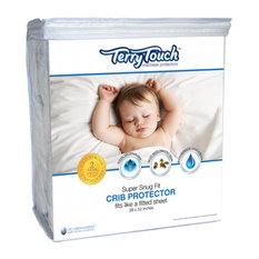 Terry Touch Crib Mattress Protector