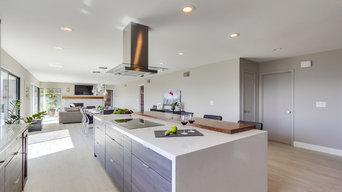 La Mesa_Modern Kitchen_Whole Home Remodel
