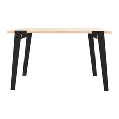 rform - RForm Small Switch Table by Randy Feys, Inky Black - Dining Tables
