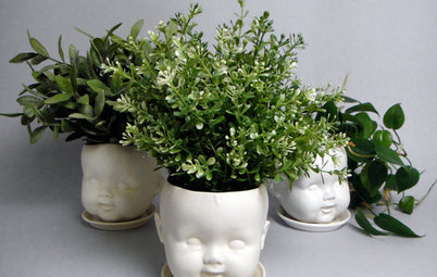 Plant Containers Head Into Quirky Territory