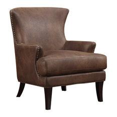 Nola Accent Chair Dixon, Brown