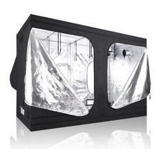 100% Reflective Mylar Hydroponic Grow Tent Non-Toxic Room Hut