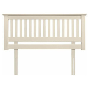 Traditional Headboard, Solid Pine Wood, Antique Design, Perfect for Your Bed