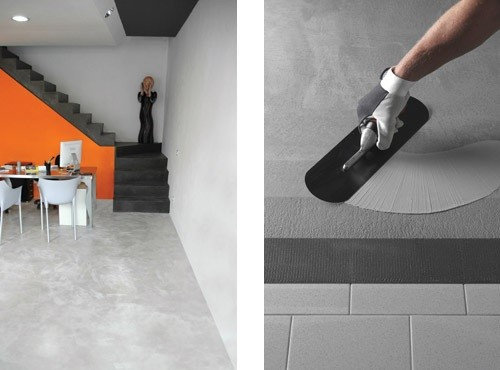 Microcement For Floors