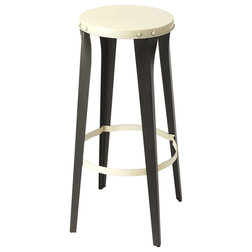 Industrial Bar Stools And Counter Stools by DesignerCurios