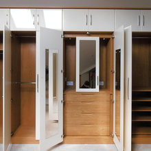 Fitted Bedrooms and Wardrobes