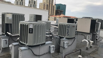 Commercial HVAC Replacement in South Miami, FL