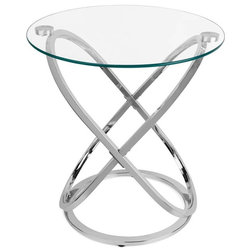 Contemporary Side Tables And End Tables by ShopLadder
