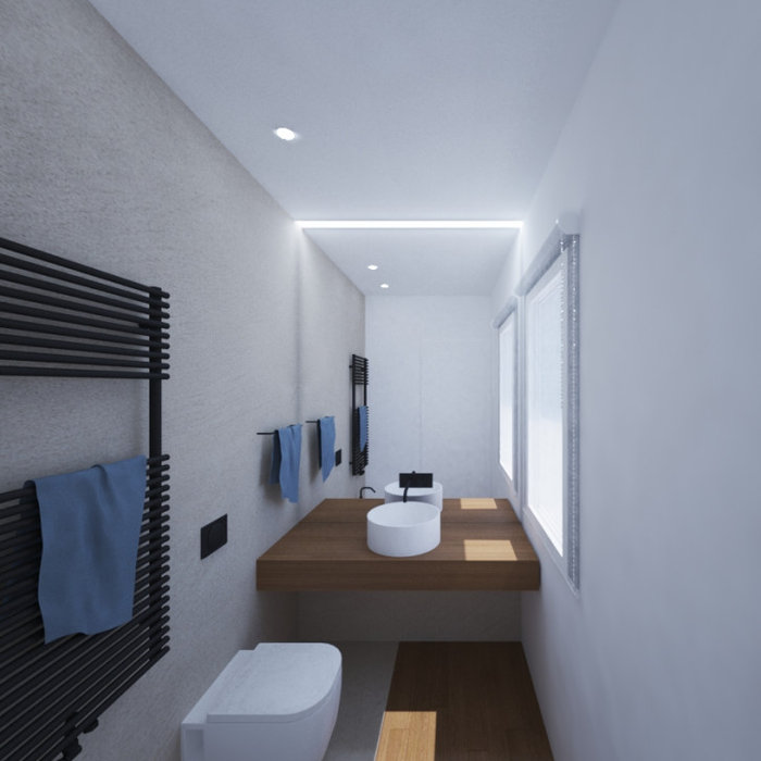 Casa AA 2021, Progetto in corso
