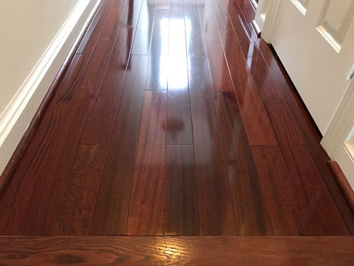 Need Help Identifying What Kind Of Wood Flooring This Is