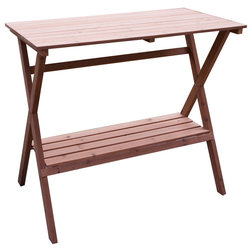 Transitional Potting Benches by Merry Products