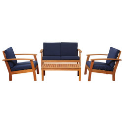 Craftsman Outdoor Lounge Sets by International Home Miami Corp