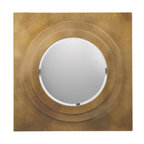 Surya Square Wall Mirror