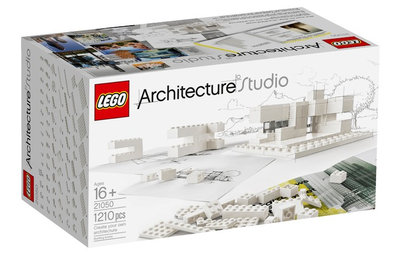 What Could You Imagine With Lego's New Architecture Kit?