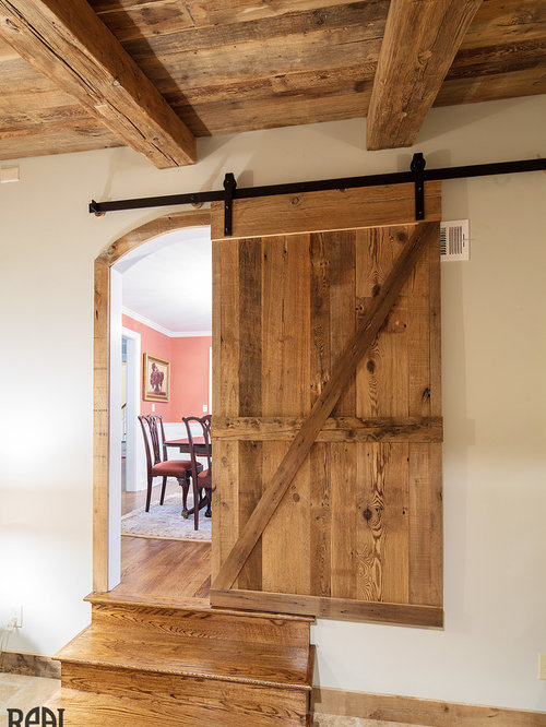 Arched Barn Doors Houzz