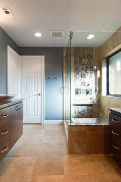 Master Bathroom Perry Traditional Bathroom Dallas