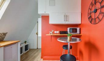 Studio/T2 Coup de coeur - Paris 11