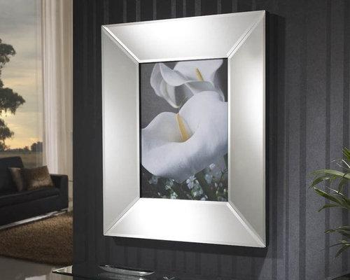 Espejos modernos for Espejos decorativos modernos