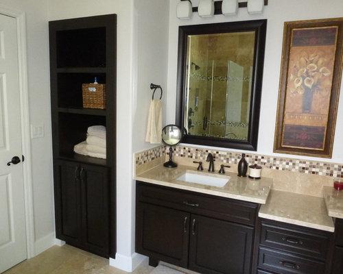 Custom Made Cabinets - Bathroom Cabinets