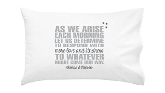 Oh, Susannah LDS Missionary Gift Missionary Pillow Case