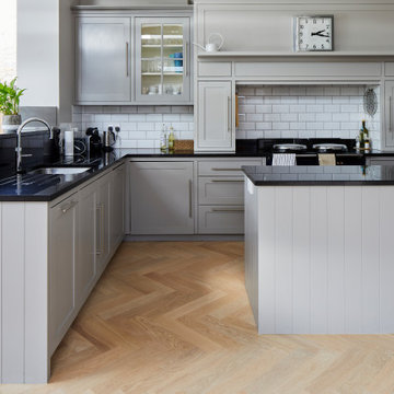 French Oak Herringbone - Barnes 2020