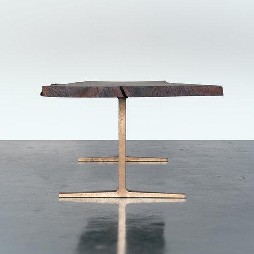 Walnut Slab Table - Products